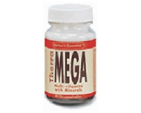 NE Therra Mega Multi - Vitamins With Minerals (pack size 60)