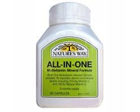 Nature's Way All-In-One (pack size 90)
