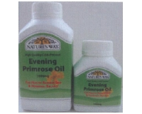 Nature's Way Evening Primrose Oil 1000mg (size 250)