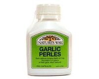 Nature's Way Garlic Perles (pack size 250)