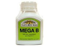 Nature's Way Mega B (pack size 100)