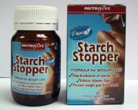 Nutra-life Starch Stopper 500mg  (pack size 120)