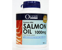 Ocean Health Premium Wild Salmon Oil 1000mg 150's softgel