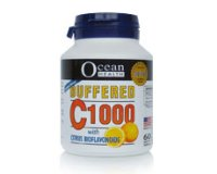 Ocean HealthBuffered C1000 with Citrus Bioflavonoids 60's caplet