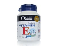 Ocean HealthVitamin E 400 120's softgel