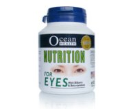 Ocean Health Nutrition for Eyes 60's tablet