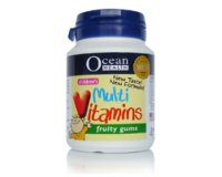 Ocean HealthChildren's Multivitamins Fruity Gums 30's fruity gum