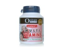 Ocean Health Women's Multivitamins with Herbs & Phytonutrients 6